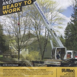 We were featured on Altec's Advertisement!
